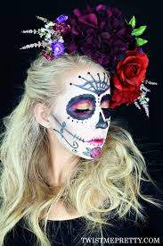 a few weeks ago on insram i asked what makeup tutorials you d like to see me create the most requested tutorial was the sugar skull