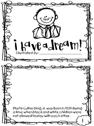 Martin Luther King Coloring Pages for Kindergarten | Coloring Page ...