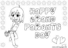 Sonic wants for your birthday too! Grandparents Day Coloring Card Coloring Pages Printable