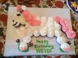 Horse Cupcake Cakes Design