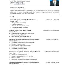 culinary resume download culinary resume culinary student resume objective