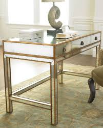mirrored office furniture. 30 fab mirrored desks to glam up your home office candace rose furniture