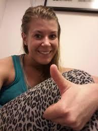 Hej Linda Hansen, instruktör på Nordic Wellness Olskroken! Berätta kort om dig själv och hur det kommer sig att du blev instruktör just den här ... - linda-hansen-bild-2
