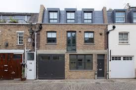 The Rise Of Londonu0027s New Build U0027super Mewsu0027 HomesMews Home