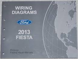 2013 ford fiesta electrical wiring diagrams factory shop manual ebay 2013 ford fiesta wiring diagram at 2013 Ford Fiesta Wiring Diagram