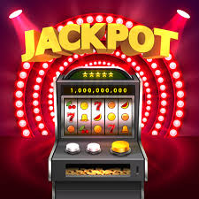 Golden Slot Machine Wins The Jackpot Stock Illustration - Download Image  Now - iStock