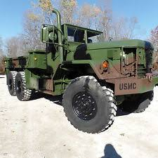 military truck 1975 m813 military cargo truck super singles am general nice shape