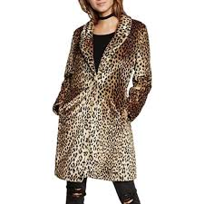 comeon winter women warm long sleeve parka faux fur coat overcoat fluffy top new