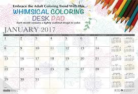 desk pad calendar on desk. Unique Pad Win A 2017 Doodle Calendar Desk Pad By House Of Doolittle Intended On D