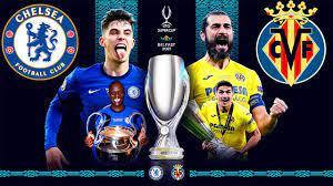 FIFA 21 | เชลซี VS บียาร์เรอัล | UEFA Super Cup 2021 !! มันส์ ๆ ก่อนจริง -  YouTube