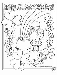 Small Picture Saint Patrick Day Coloring Pages332456