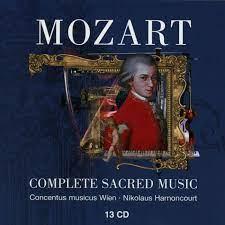 Complete Sacred Music - Sämtliche Geistliche Werke - W.A. Mozart, Nikolaus  Harnoncourt, Concentus Musicus Wien, Arnold Schönberg Chor: Amazon.de: Musik