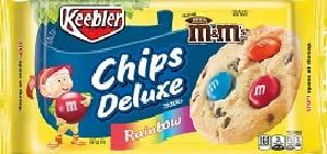 keebler cookie brands. Perfect Brands Keebler Chips Deluxe Rainbow Chocolate Chip Cookies With Mu0026Mu0027S  Candies With Keebler Cookie Brands
