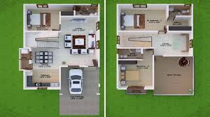 south facing duplex house plan per vastu unique 20x30 duplex house plans west facing