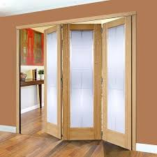 tri fold doors interior oak 3 folding doors with frosted high variable widths tri fold french tri fold doors interior folding sliding