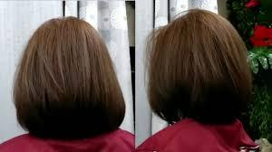 Bob Performance Thick Haircut ตดผมบอบสำหรบคนผมหนา แบบมด