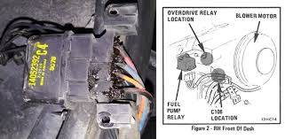 85 fuel pump relay corvetteforum chevrolet corvette forum carl