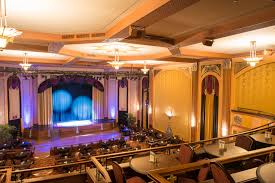Suffolk Theatre Riverhead Ny Seating Chart Classic Art Deco Theater Is Reborn With Renkus Heinz