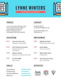 Infographic Resume Gorgeous Customize 60 Infographic Resume Templates Online Canva
