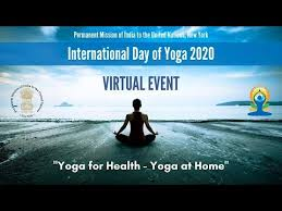 sixth international day of yoga yoga