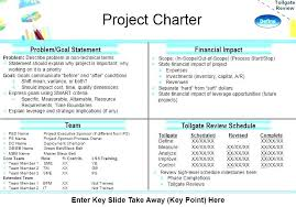 project charter construction project charter template pdf also project charter template lean six