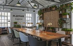 cool office design. Office Redesign: From Cold-corporate To Cool And Casual Design F