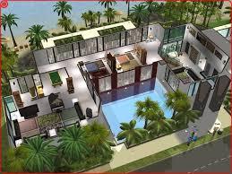 sims 2 modern beach houseramborocky on deviantart in minecraft modern beach house blueprints