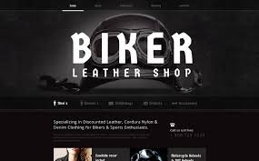 Free Website Templates Html Mesmerizing Bike Shop Responsive Website Template 48