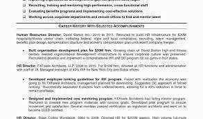 40 Inspirational Effective Resume Samples Concept Magnificent Effective Resume