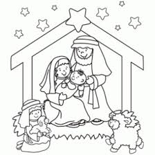 Small Picture Online Christmas Nativity Printables Christmas nativity Free