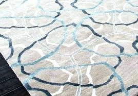 blue area rugs 8x10 turquoise