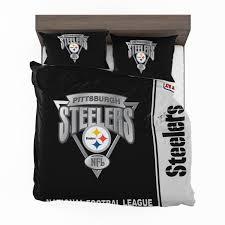 nfl pittsburgh steelers bedding comforter set 4 2 600x600 nfl pittsburgh steelers bedding comforter set