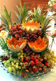 How To Decorate Fruit Tray Platter Decoration Ideas Astounding Fruit Decoration Ideas For Baby 32