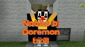 Minecraft doremon #2 Thánh nhọ nobita bị đại ca doremon Troll ! - YouTube