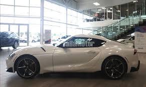 New Toyota Supra 2020