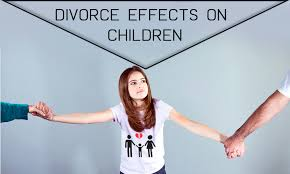 divorce effects on children essay