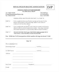 Sample Partnership Agreement Form Sample Business Partnership Agreements Templates Agreement