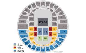 Norfolk Scope Seating Chart For Wwe Clay Aiken Christmas 06