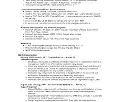 Junior Network Administrator Resume Lovely Engineer Sample Cisco ...