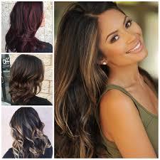 Best Hair Highlight Color For Dark Brown Hair