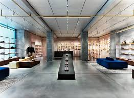 office entrance tips designing. Hogan Store Milan By Checkland Kindleysides   Yellowtrace Office Entrance Tips Designing
