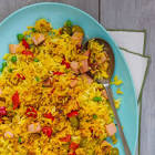 puerto rican style  fried rice