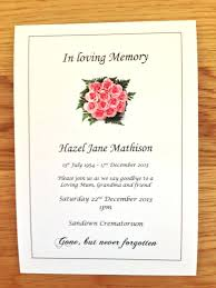 Memorial Service Invitation Template New Memorial Invitation Wording Funeral Announcement Wording Christian