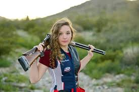 Profile: Freshman Victoria Hendrix has her sights set on Olympic ...