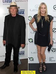 Neil Young and Pegi Morton Photos, News and Videos, Trivia and Quotes -  FamousFix