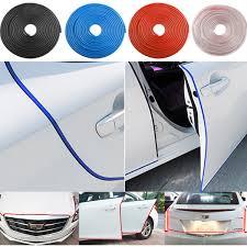LOONFUNG LF169 5m Car Door <b>Protective</b> Strip <b>Auto</b> Door Edge ...