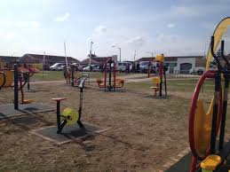 outdoor gyms a trend that sweeps sa