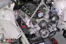 vorshlag e46 alpha 330ci lsx build th vorshlag motorsports the reality is the e46 engine bay is pretty different in general layout and shape from the e36 as you can see above we ve already started test fitting lsx