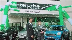 Enterprise Rent A Car American 2012 Uk Youtube