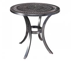 30 inch round patio table